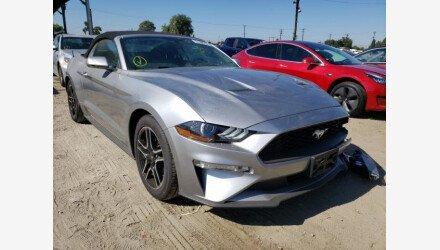 2020 Ford Mustang for sale 101380995