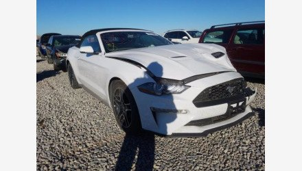 2020 Ford Mustang for sale 101397044
