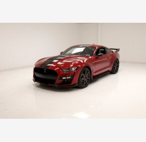 2020 Ford Mustang Shelby GT500 for sale 101410557