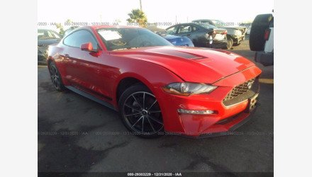 2020 Ford Mustang Coupe for sale 101437142
