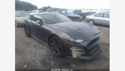 2020 Ford Mustang Coupe for sale 101438785