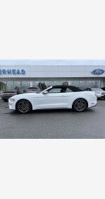 2020 Ford Mustang for sale 101457457