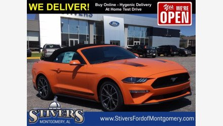 2020 Ford Mustang for sale 101459661