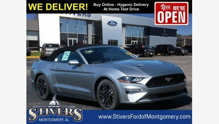 2020 Ford Mustang for sale 101459662