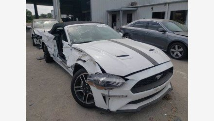 2020 Ford Mustang for sale 101479536