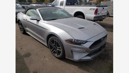 2020 Ford Mustang for sale 101490467
