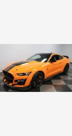 2020 Ford Mustang Shelby GT500 for sale 101490675