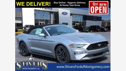 2020 Ford Mustang for sale 101492699