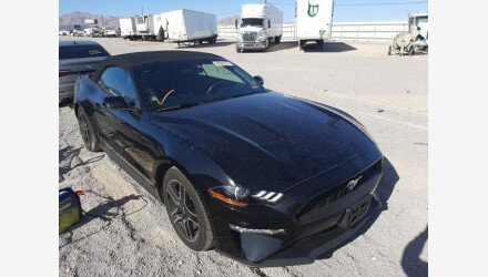 2020 Ford Mustang for sale 101493285