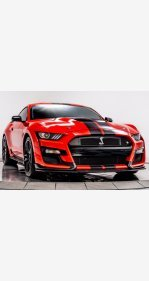 2020 Ford Mustang Shelby GT500 for sale 101493663