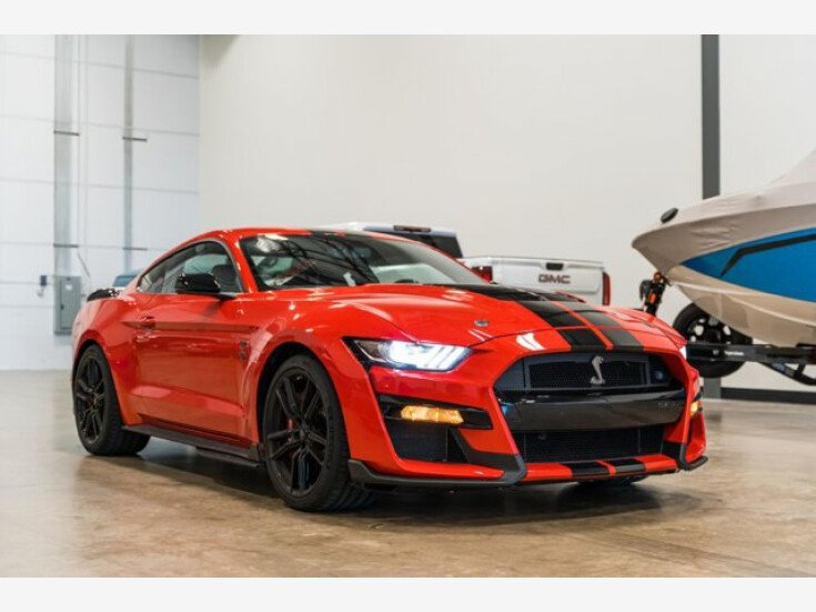 2020 Ford Mustang Shelby GT500 for sale 101527886
