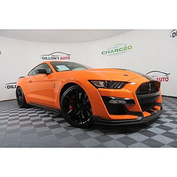 2020 Ford Mustang Shelby GT500 for sale 101534003