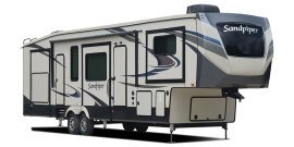 2020 Forest River Sandpiper 383RBLOK specifications