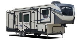 2020 Forest River Sandpiper 39BARK specifications