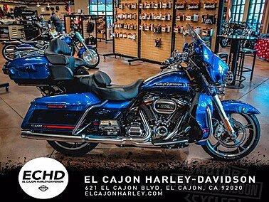 2020 Harley-Davidson CVO for sale 201024926