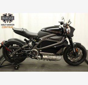 2020 Harley-Davidson Livewire for sale 200814016
