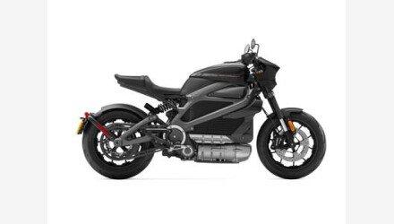 2020 Harley-Davidson Livewire for sale 200814016