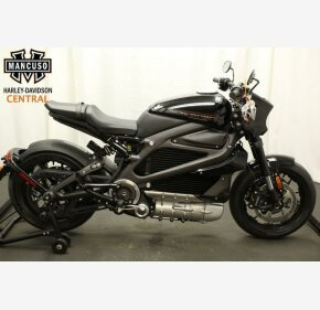 2020 Harley-Davidson Livewire for sale 200841683