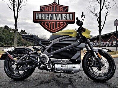 2020 Harley-Davidson Livewire for sale 200859506