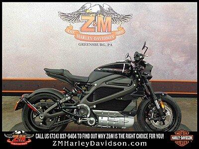 2020 Harley-Davidson Livewire for sale 200869204