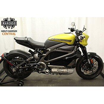 2020 Harley-Davidson Livewire for sale 200878360