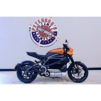 2020 Harley-Davidson Livewire for sale 200921238