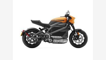 2020 Harley-Davidson Livewire for sale 200932543