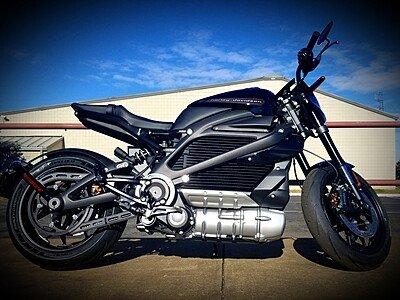 2020 Harley-Davidson Livewire for sale 200938777