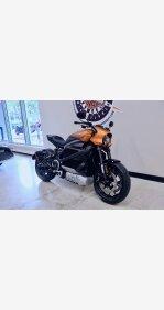 2020 Harley-Davidson Livewire for sale 200940829