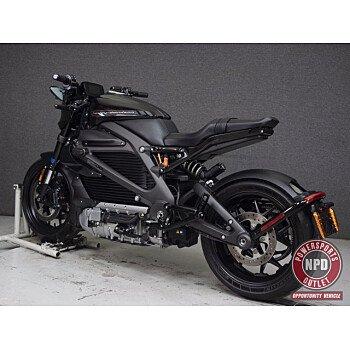 2020 Harley-Davidson Livewire for sale 201018688