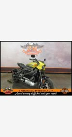 2020 Harley-Davidson Livewire for sale 201029289
