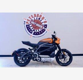2020 Harley-Davidson Livewire for sale 201045200