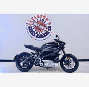 2020 Harley-Davidson Livewire for sale 201045214