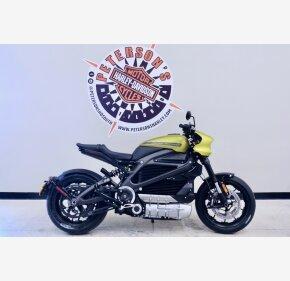 2020 Harley-Davidson Livewire for sale 201045529