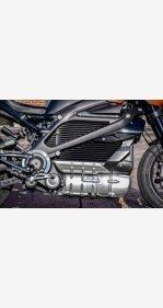 2020 Harley-Davidson Livewire for sale 201048506