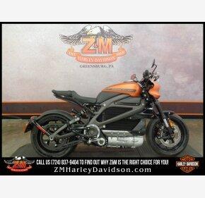 2020 Harley-Davidson Livewire for sale 201070723