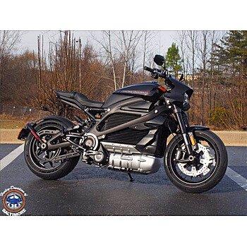 2020 Harley-Davidson Livewire for sale 201074089