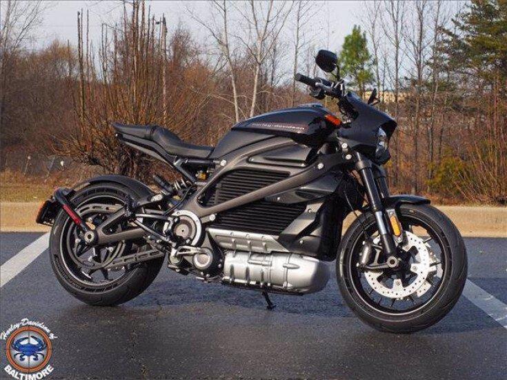 2020 Harley-Davidson Livewire for sale 201080119