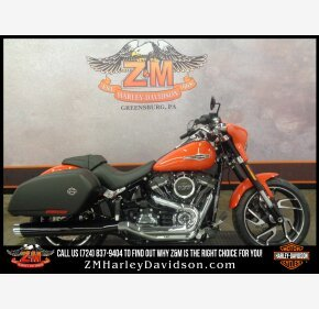 2020 Harley-Davidson Softail Sport Glide for sale 200802872