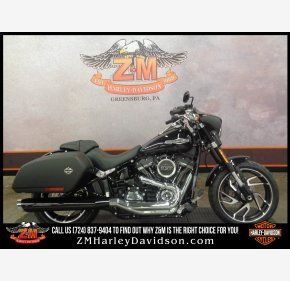 2020 Harley-Davidson Softail Sport Glide for sale 200802878