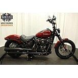 2020 Harley-Davidson Softail Street Bob for sale 200806912