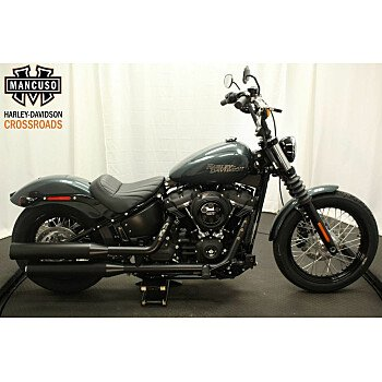 2020 Harley-Davidson Softail Street Bob for sale 200807420