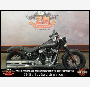 2020 Harley-Davidson Softail for sale 200818010