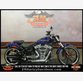 2020 Harley-Davidson Softail for sale 200818012