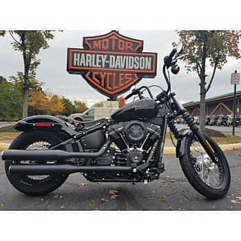 2020 Harley-Davidson Softail Street Bob for sale 200839021