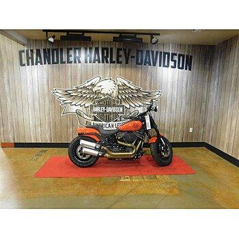2020 Harley-Davidson Softail Fat Bob 114 for sale 200848699