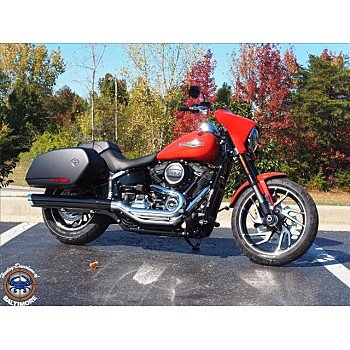 2020 Harley-Davidson Softail for sale 200876300