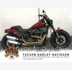 2020 Harley-Davidson Softail Fat Bob 114 for sale 200901186