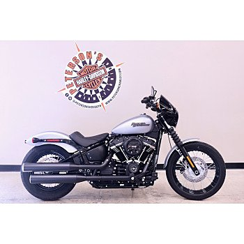 2020 Harley-Davidson Softail Street Bob for sale 200940704
