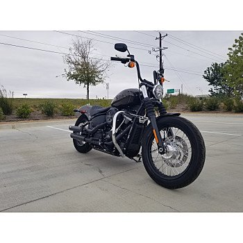 2020 Harley-Davidson Softail Street Bob for sale 200958371